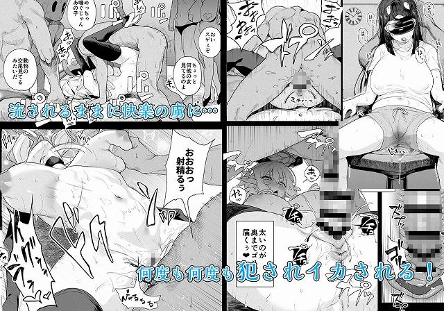 電脳姦姫 仮想空間で堕ちる少女2